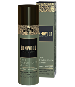 Genwood Tonic Aftershave Lotion