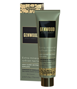 Genwood Extra-Mineral Toothpaste