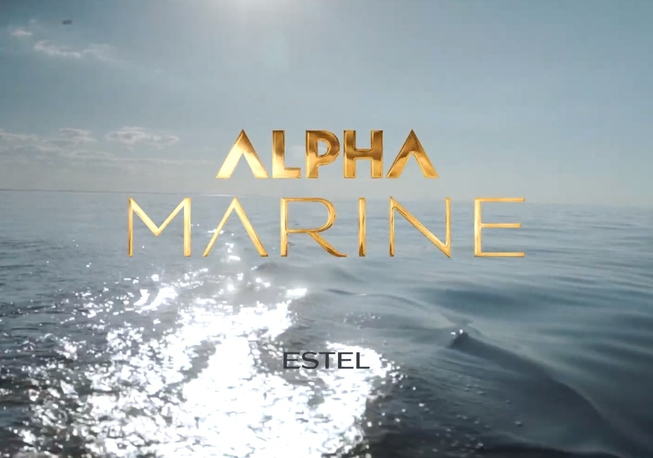 Dreams of a boy become reality of a man. ALPHA MARINE